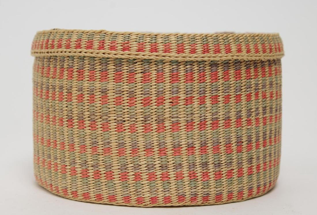 Native American Woven Storage Containers, 2 - 6