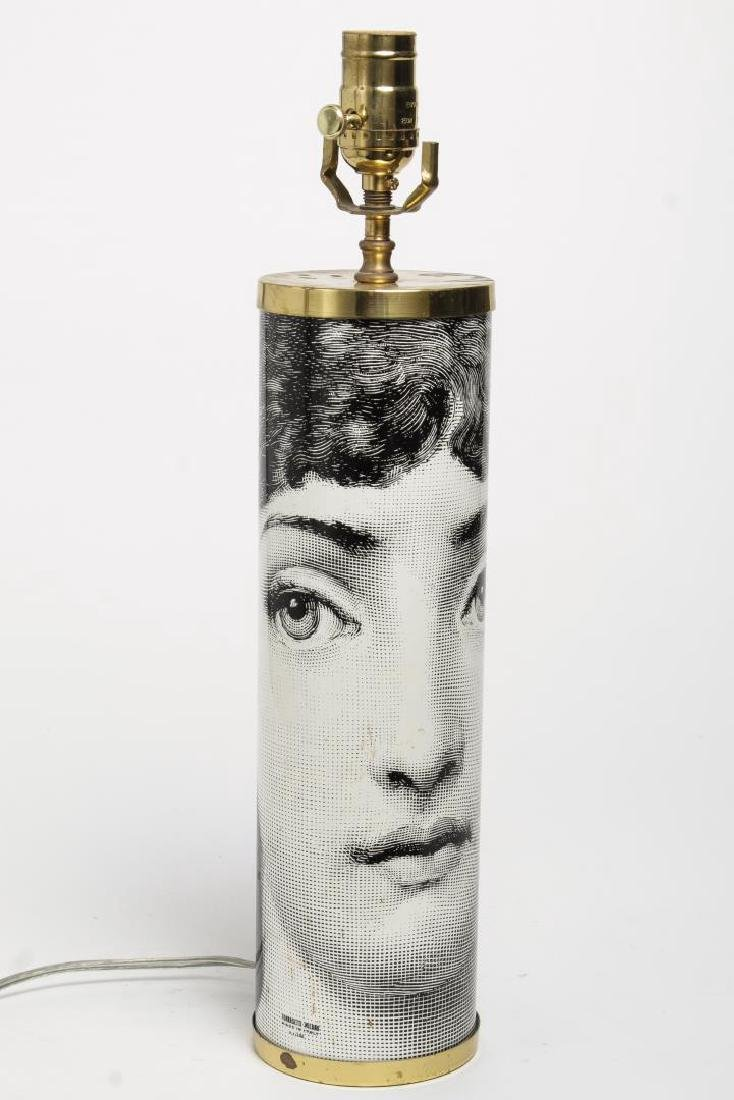 """Piero Fornasetti, """"Themes and Variations"""" Lamp"""