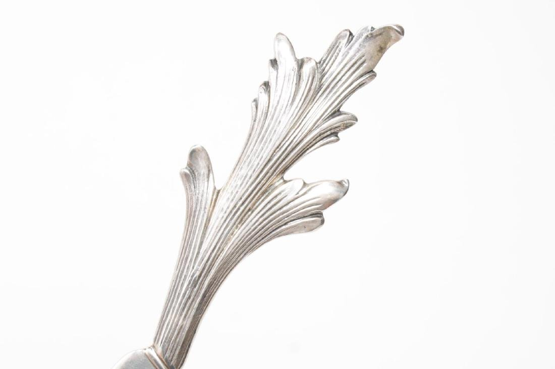 Buccellati Sterling Silver Letter Opener, Italy - 4