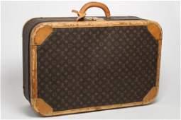Louis Vuitton Suitcase Vintage in Monogram Canvas