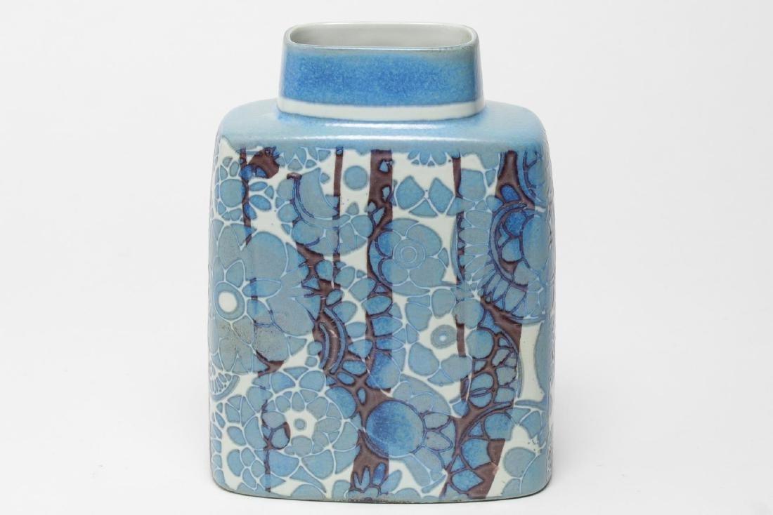 "Royal Copenhagen ""Fajance"" Porcelain Vase, c. 1950"