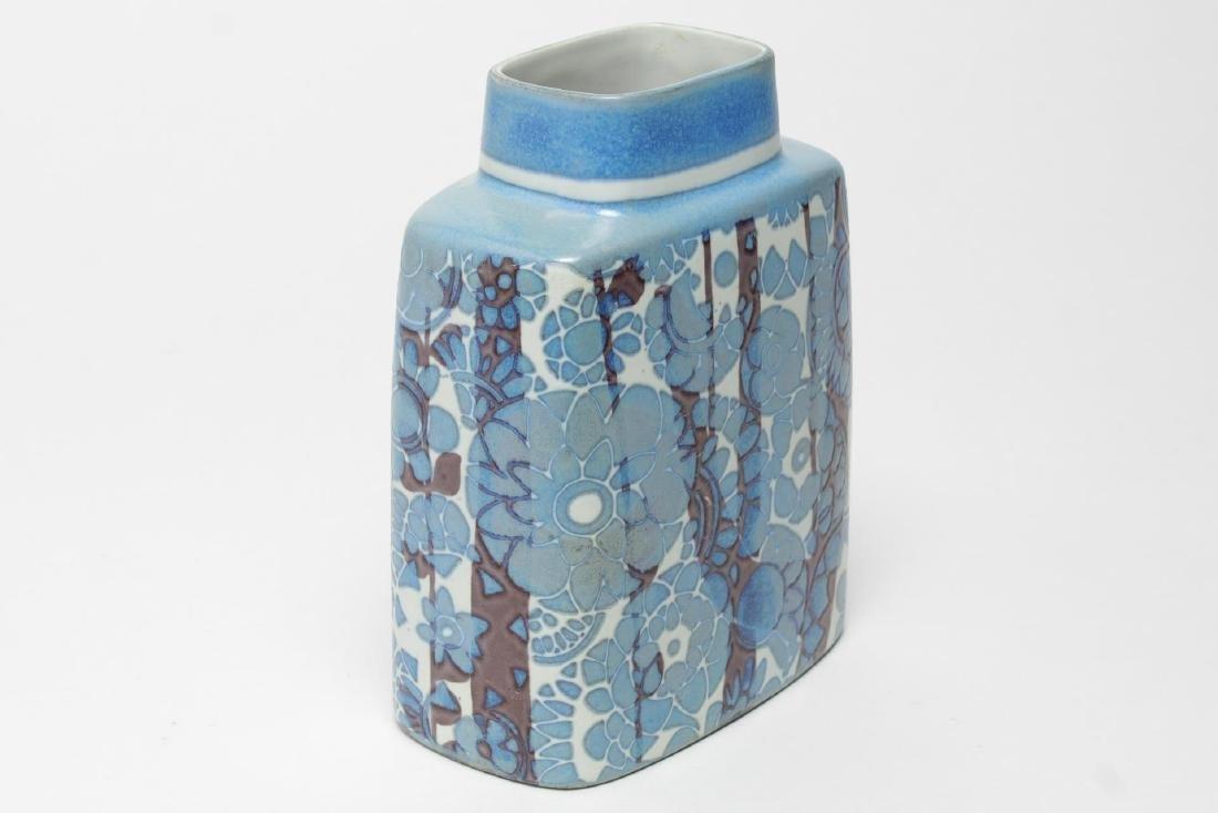 "Royal Copenhagen ""Fajance"" Porcelain Vase, c. 1950 - 2"