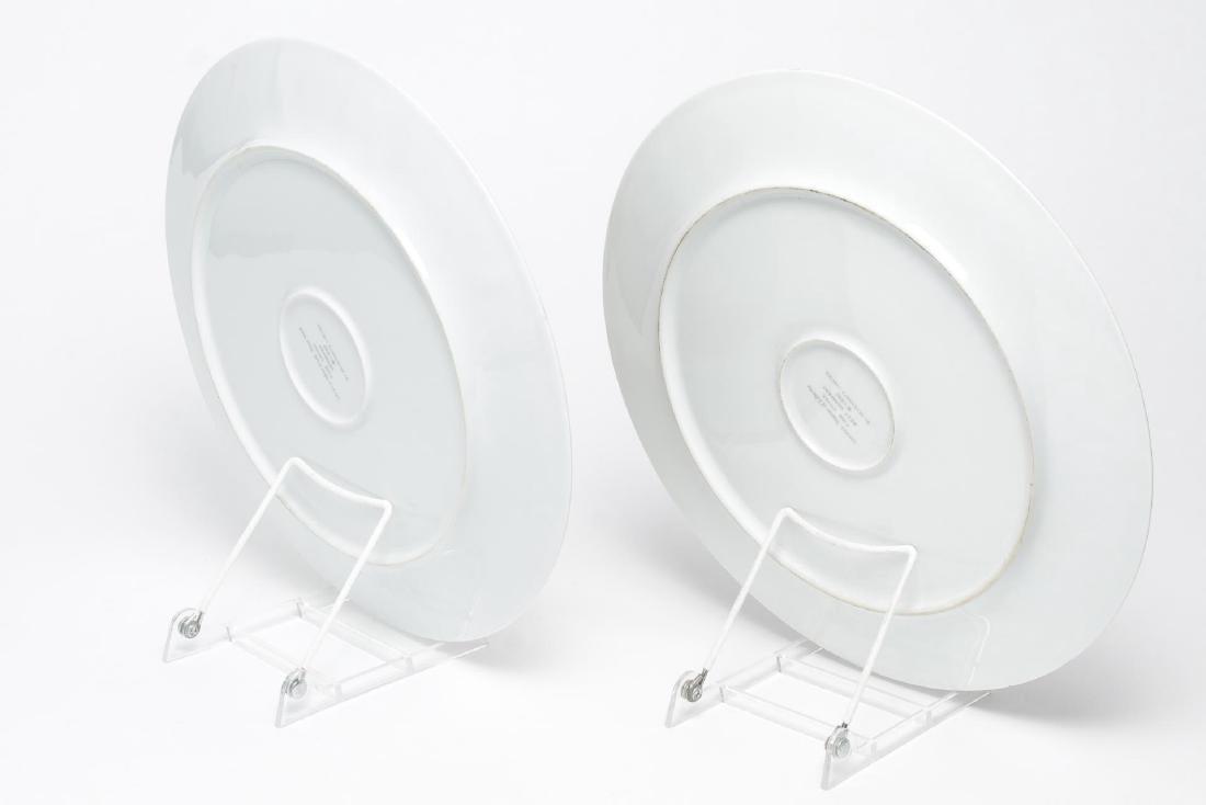 Erte Commemorative New York Porcelain Plates, 2 - 6