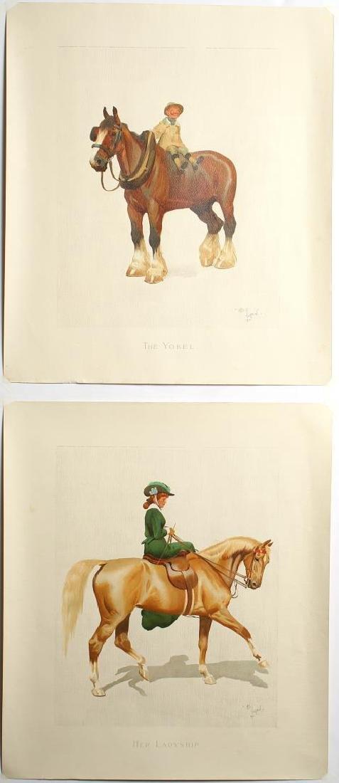 Cecil C. W. Aldin RBA (England, 1870-1935)- Prints