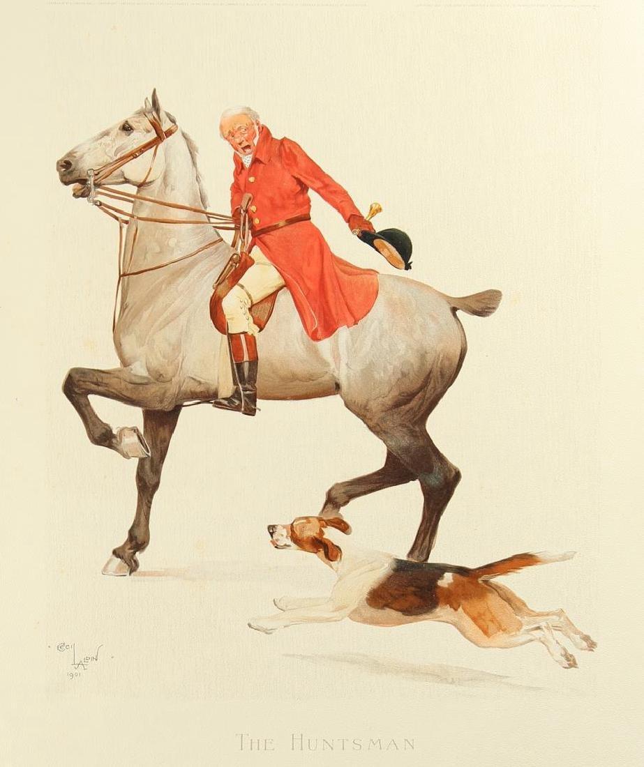 Cecil C. W. Aldin RBA (England, 1870-1935)- Prints - 2