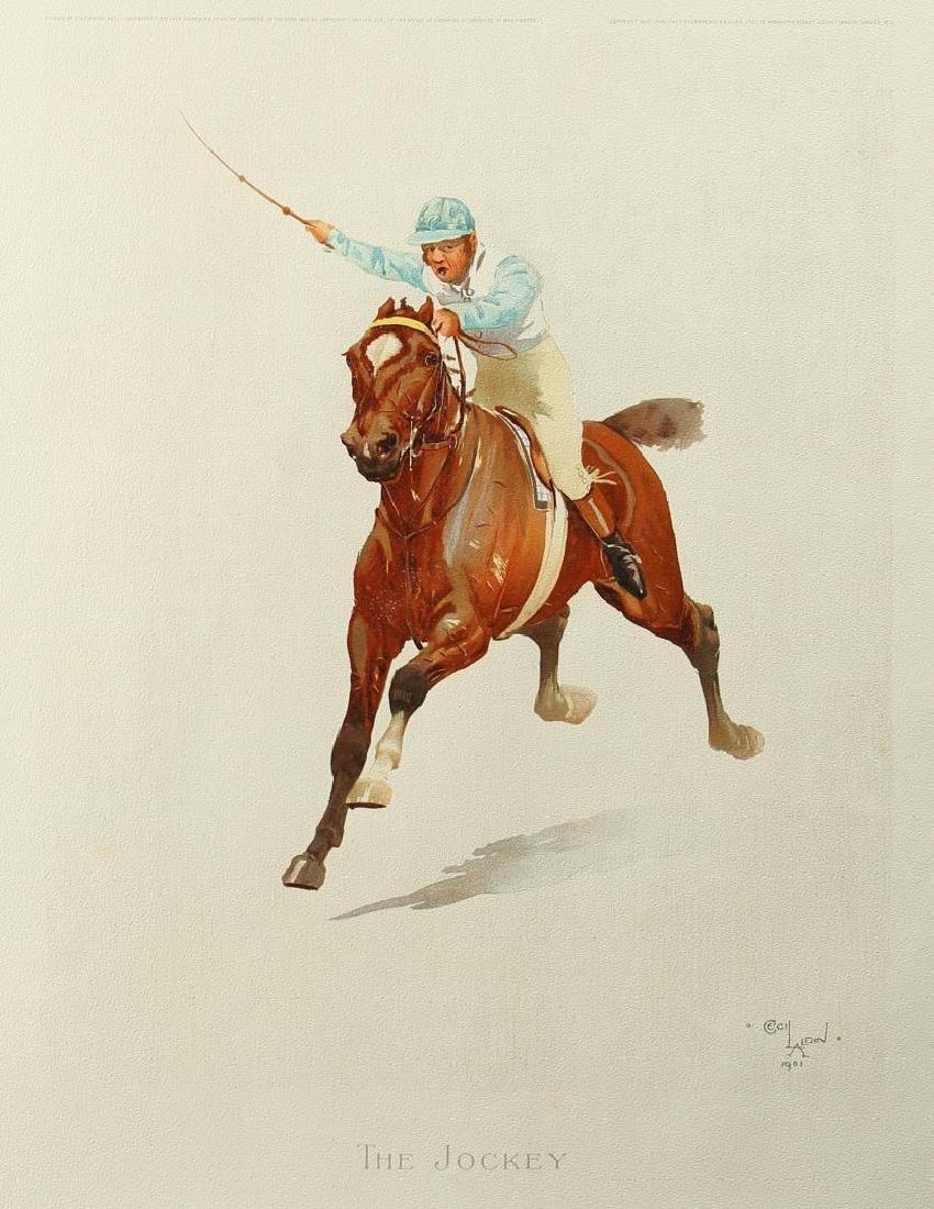 Cecil C. W. Aldin RBA (England, 1870-1935)- Prints - 5