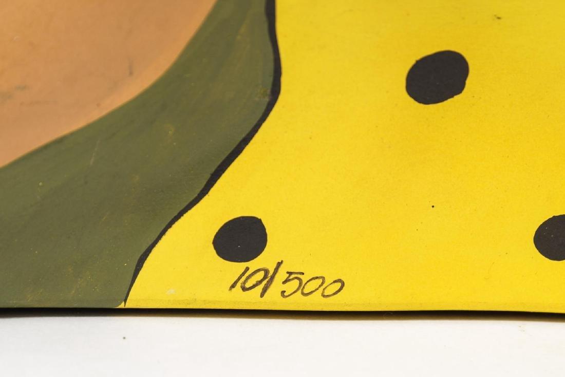 Tiziana Coccia (Italian, b. 1956)- Pottery Figure - 4