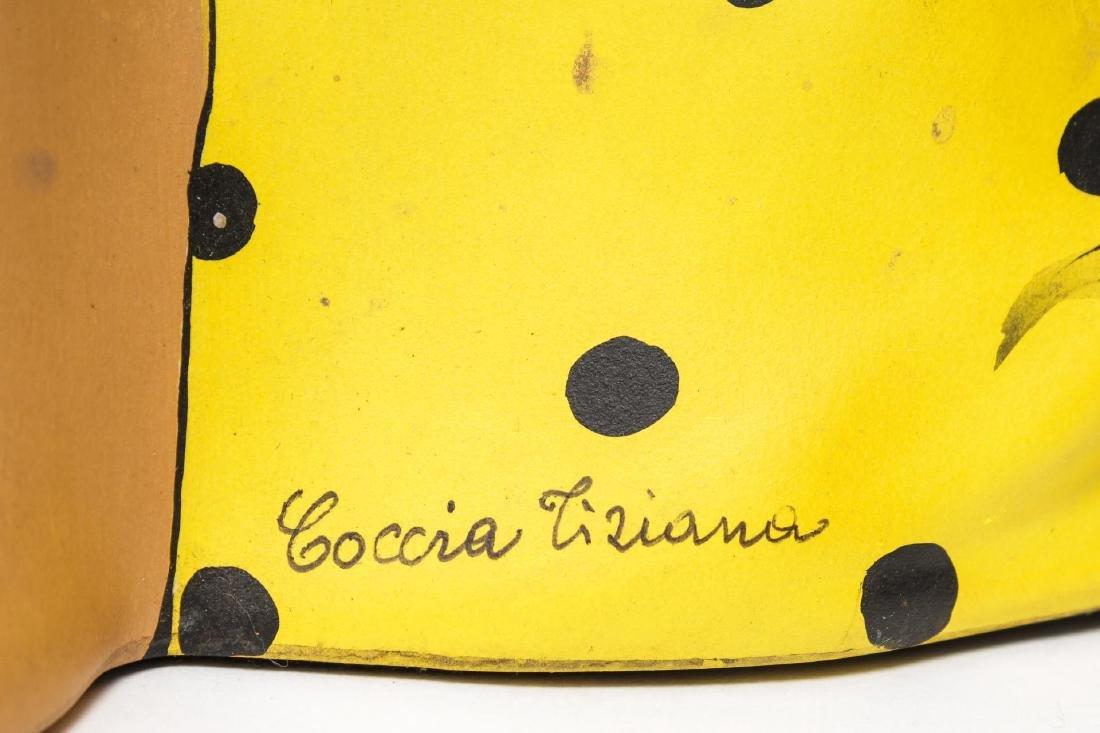 Tiziana Coccia (Italian, b. 1956)- Pottery Figure - 5