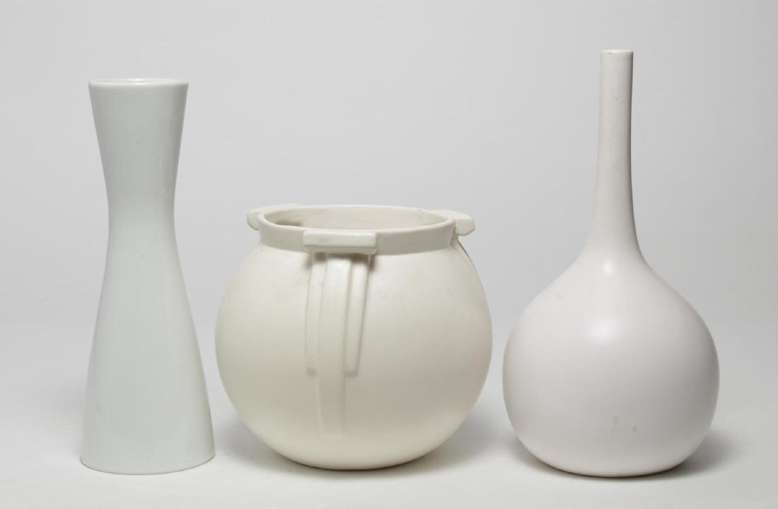Stangl, Rosenthal & Associated Ceramic Vases