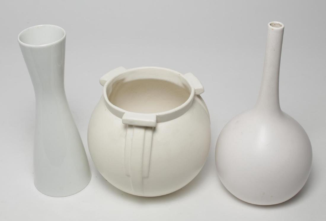Stangl, Rosenthal & Associated Ceramic Vases - 2
