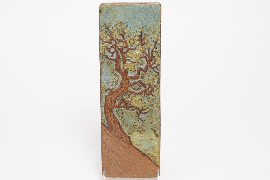 California Arts & Crafts-Style Art Pottery Tiles - 2
