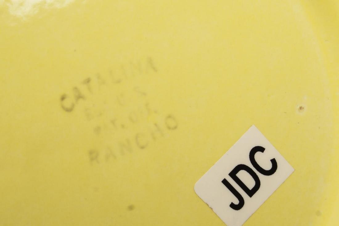 Art Deco Catalina California Art Pottery- Carafes - 3