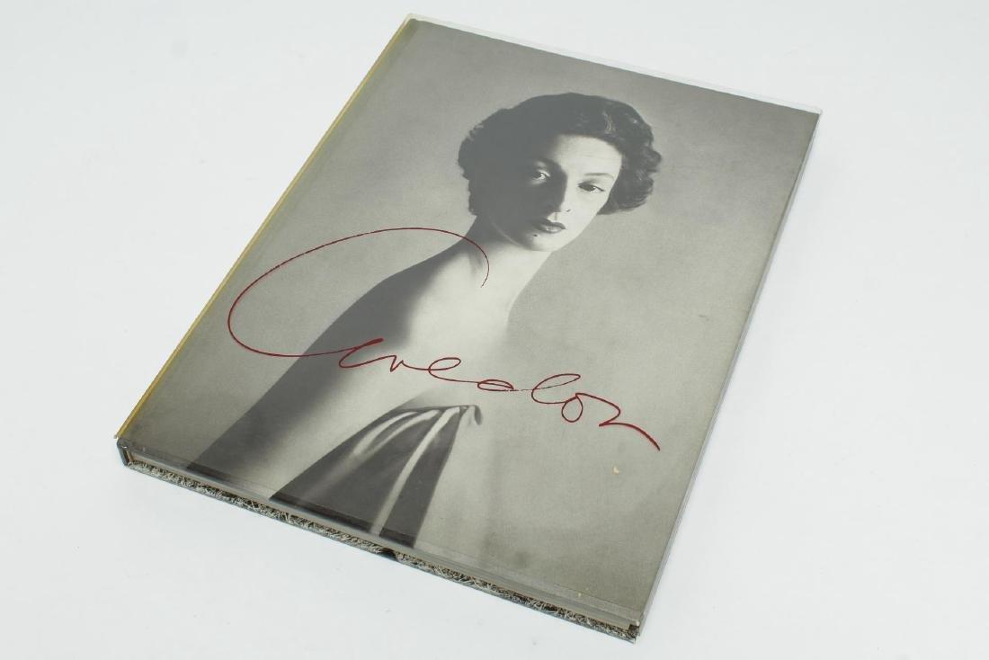 """Richard Avedon """"Photographs,"""" Signed 1st Ed. Book"""