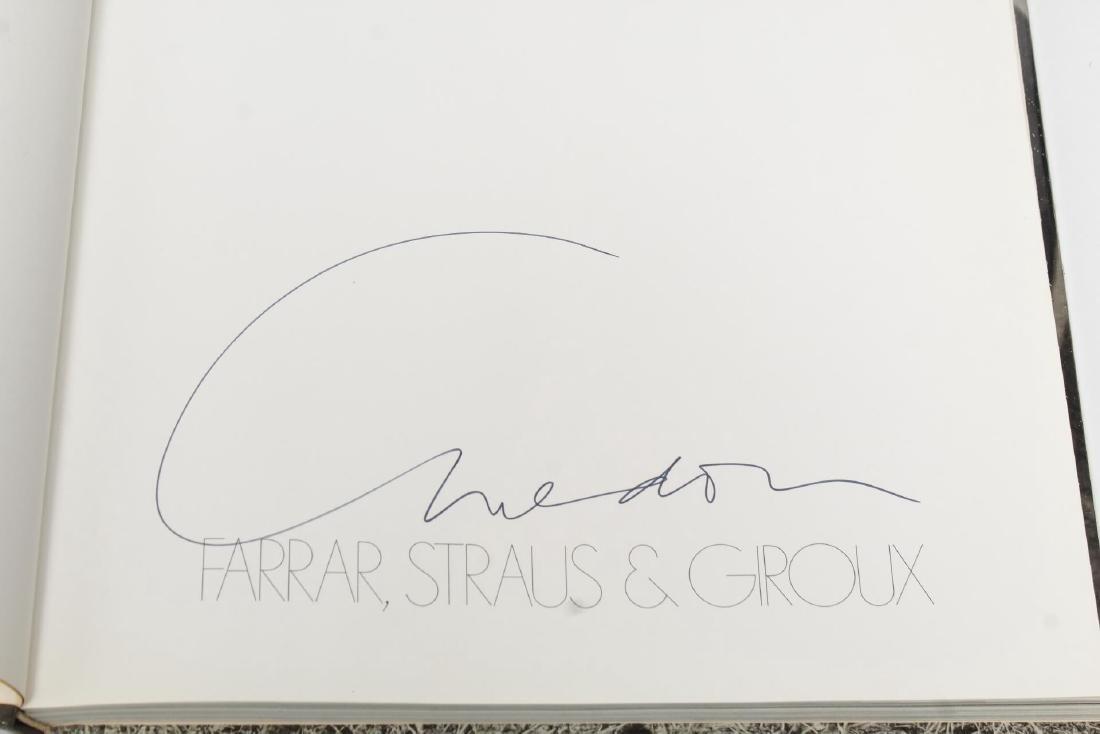 """Richard Avedon """"Photographs,"""" Signed 1st Ed. Book - 3"""