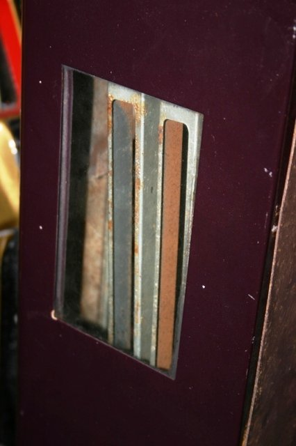 1142: Antique Phillies Blunt Cigar Vending Machine - 6