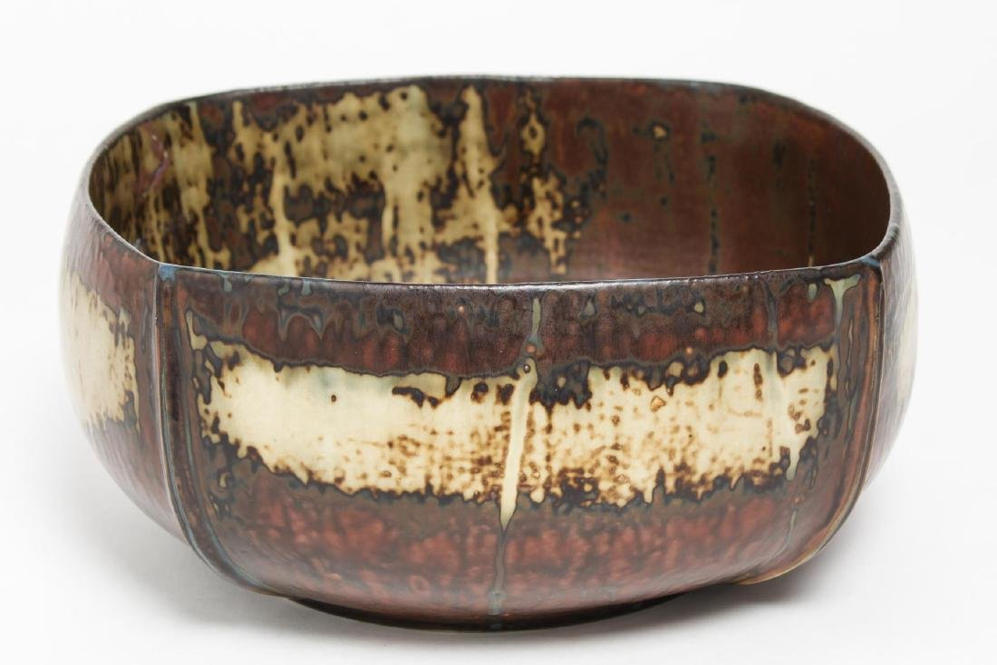 Royal Copenhagen Ivan Weiss Glazed Porcelain Bowl
