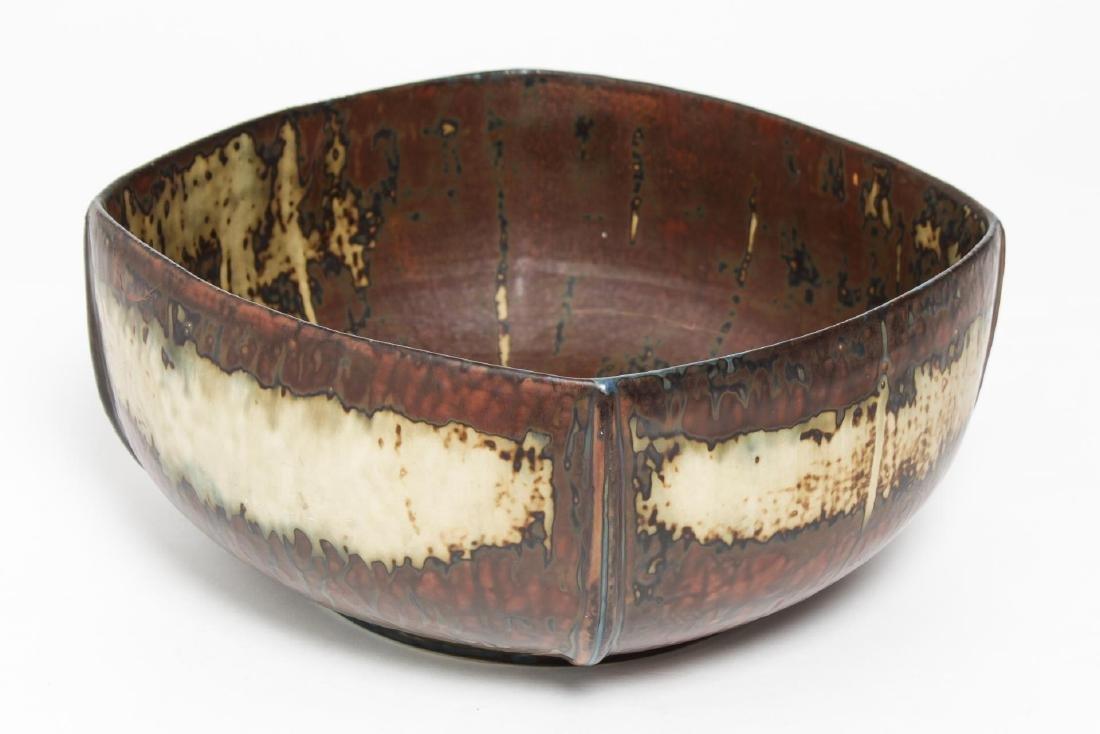 Royal Copenhagen Ivan Weiss Glazed Porcelain Bowl - 2