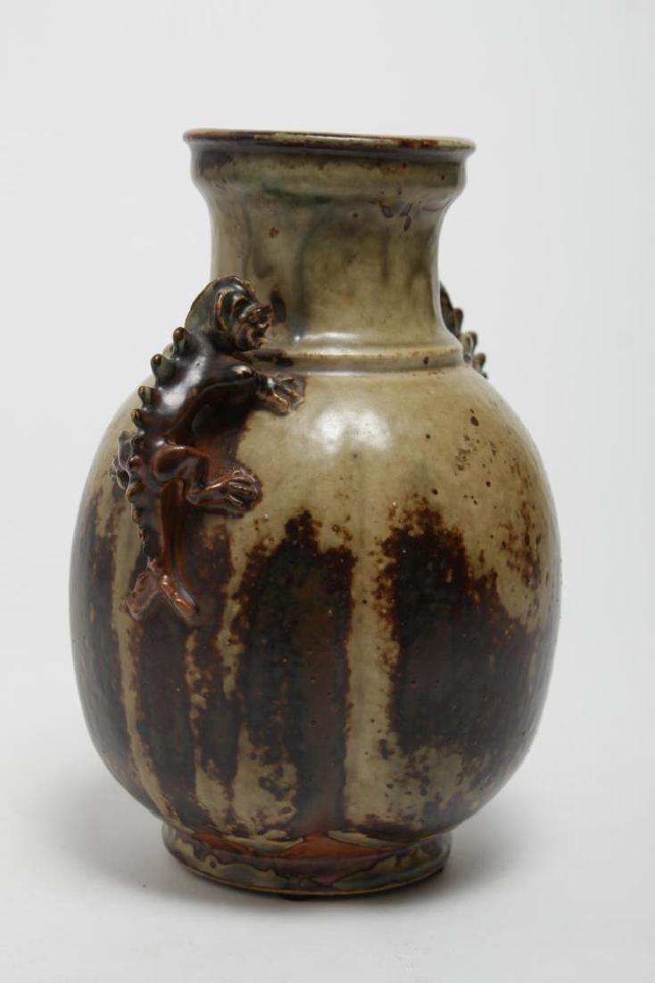 Bode Willumsen for Royal Copenhagen Stoneware Vase - 2