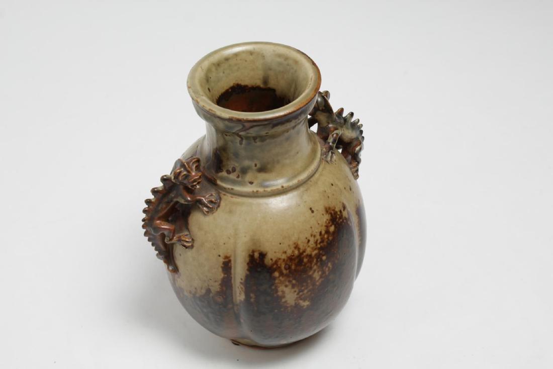 Bode Willumsen for Royal Copenhagen Stoneware Vase - 4