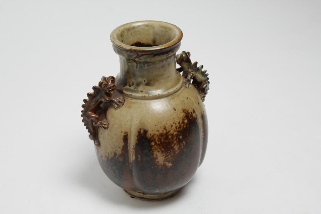 Bode Willumsen for Royal Copenhagen Stoneware Vase - 5