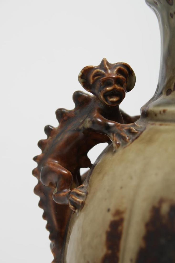 Bode Willumsen for Royal Copenhagen Stoneware Vase - 6