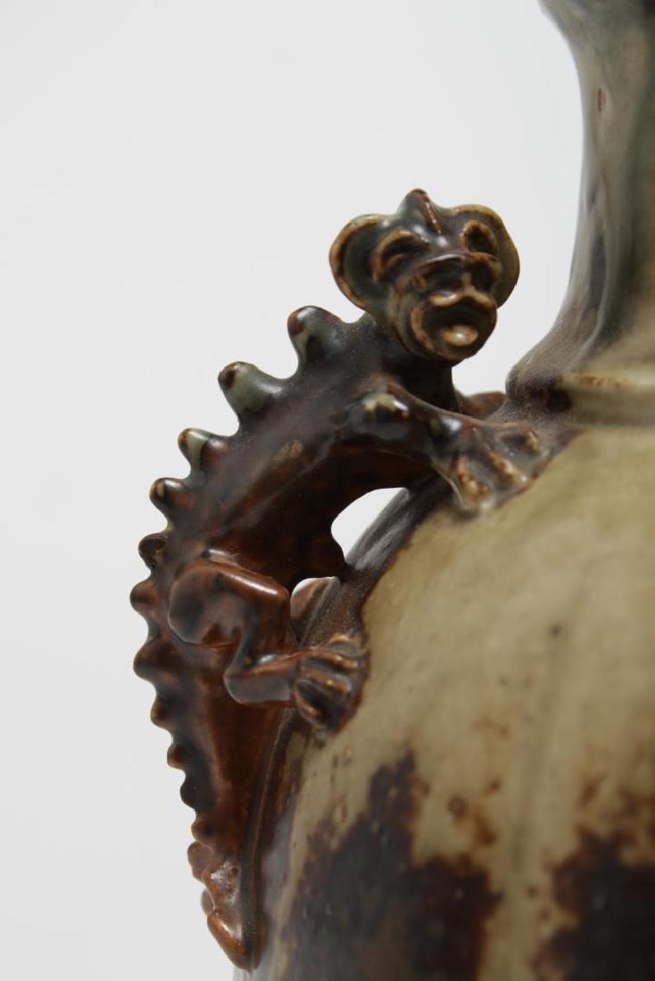 Bode Willumsen for Royal Copenhagen Stoneware Vase - 7