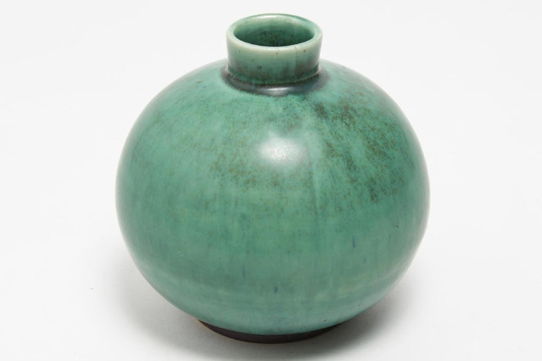 Eva Staehr Nielsen for Saxbo, Denmark Pottery Vase