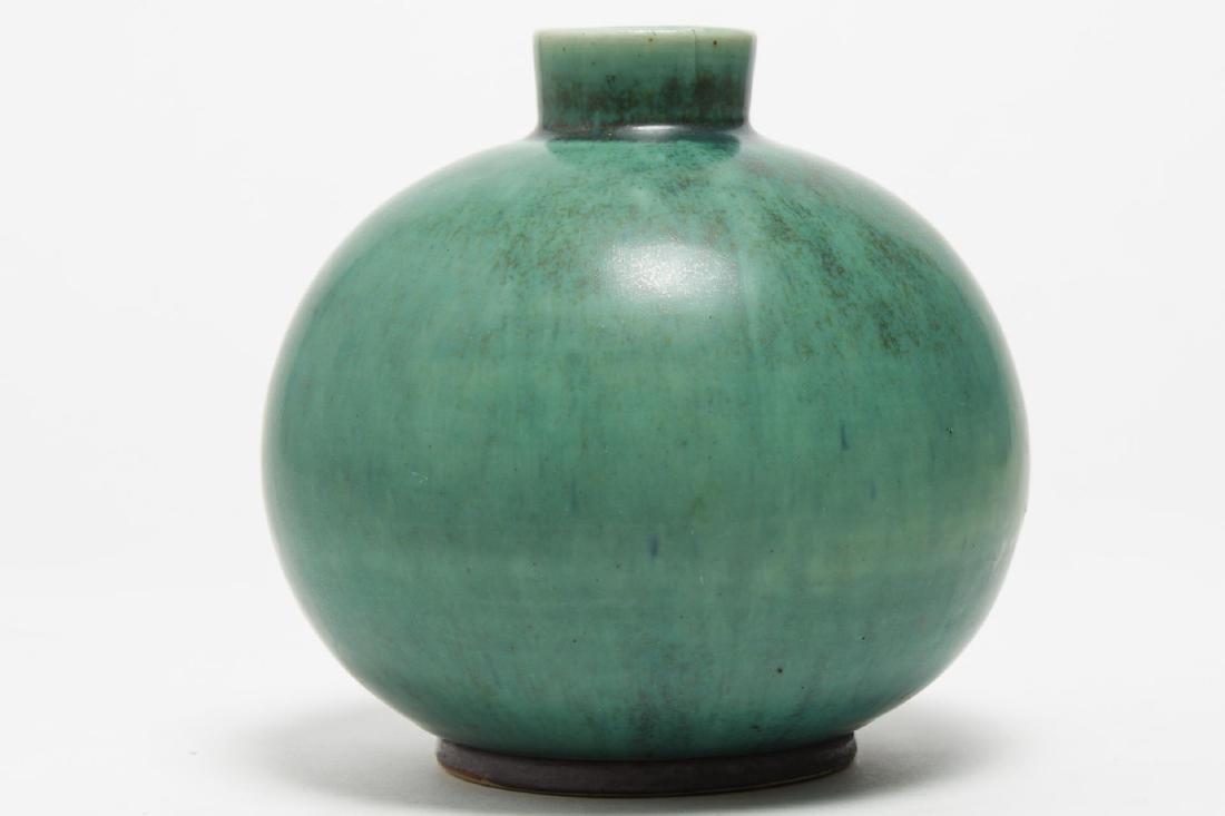 Eva Staehr Nielsen for Saxbo, Denmark Pottery Vase - 2