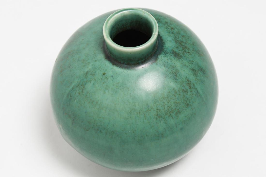 Eva Staehr Nielsen for Saxbo, Denmark Pottery Vase - 3