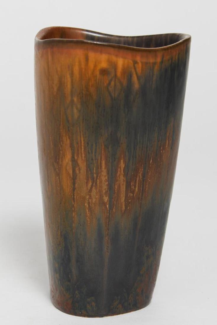Gunnar Nylund Rorstrand Mid-Century Pottery Vase