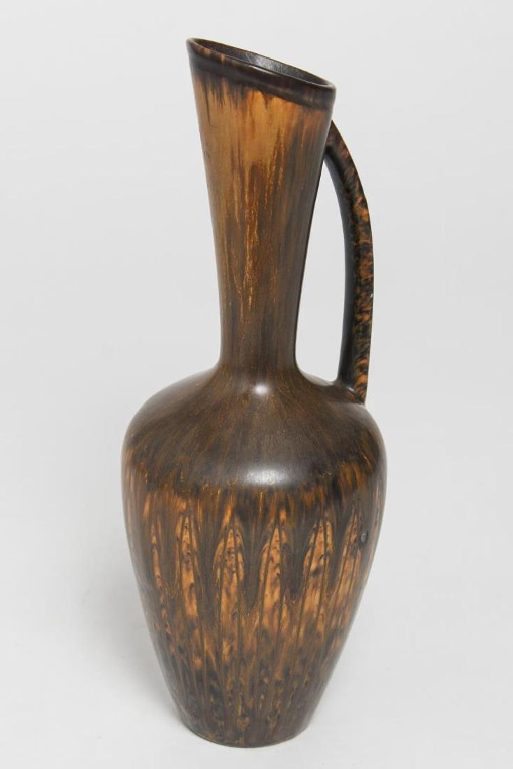 Gunnar Nylund Rorstrand Mid-Century Pottery Jug