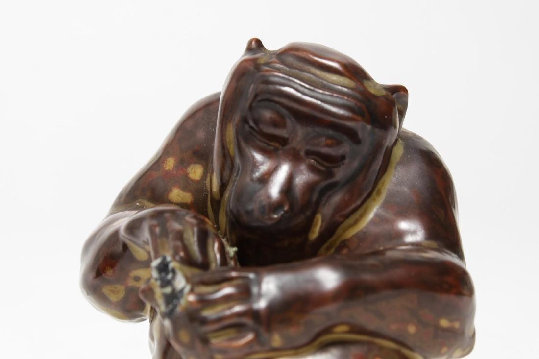 Royal Copenhagen Knud Kyhn Stoneware Animals, 2 - 3