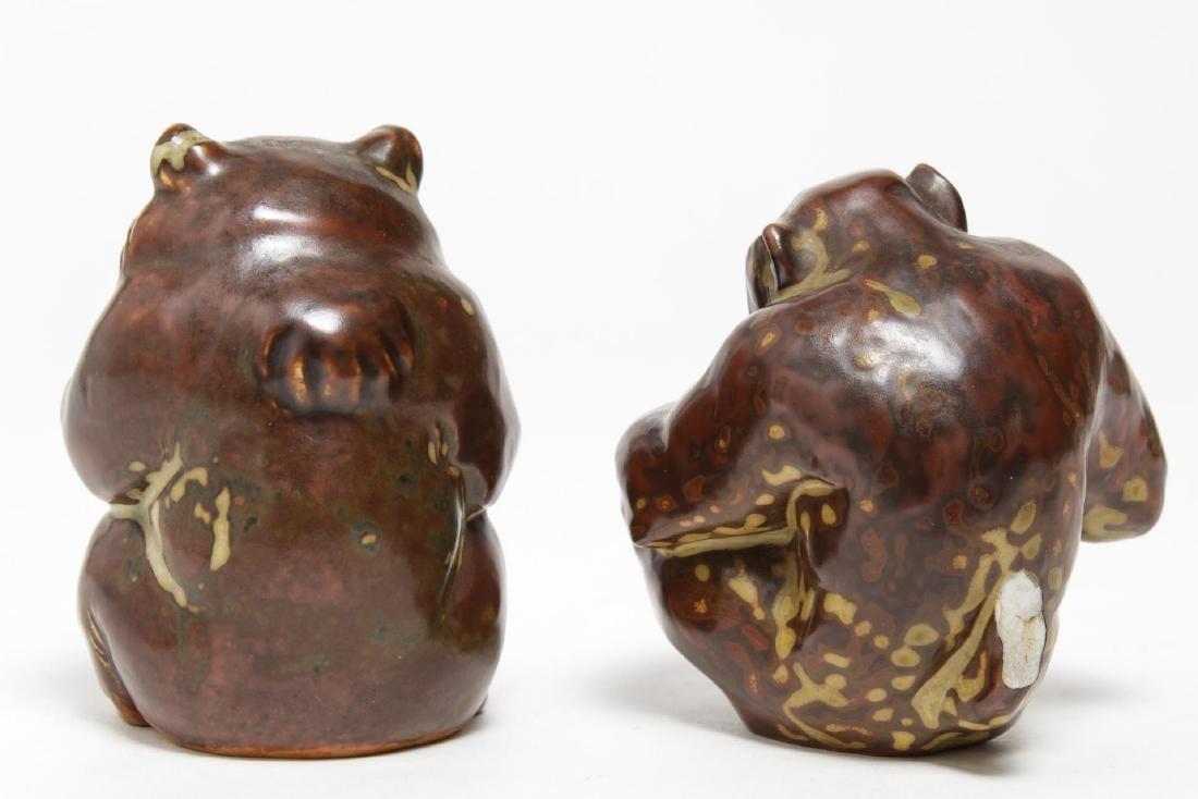 Royal Copenhagen Knud Kyhn Stoneware Animals, 2 - 5