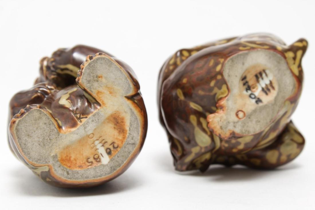 Royal Copenhagen Knud Kyhn Stoneware Animals, 2 - 6