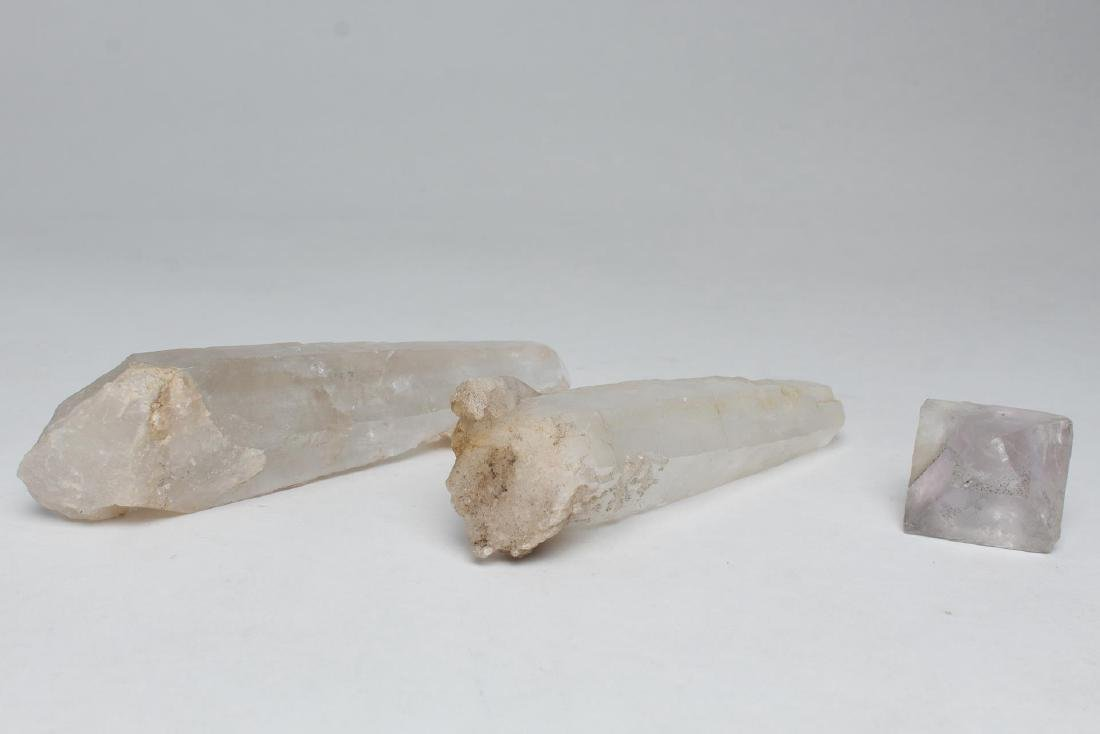 Natural History Mineral Specimens- 16 Pieces - 2