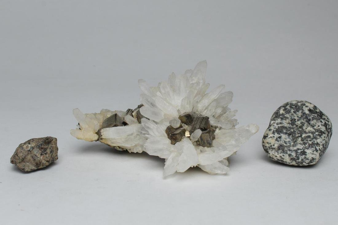 Natural History Mineral Specimens- 16 Pieces - 5