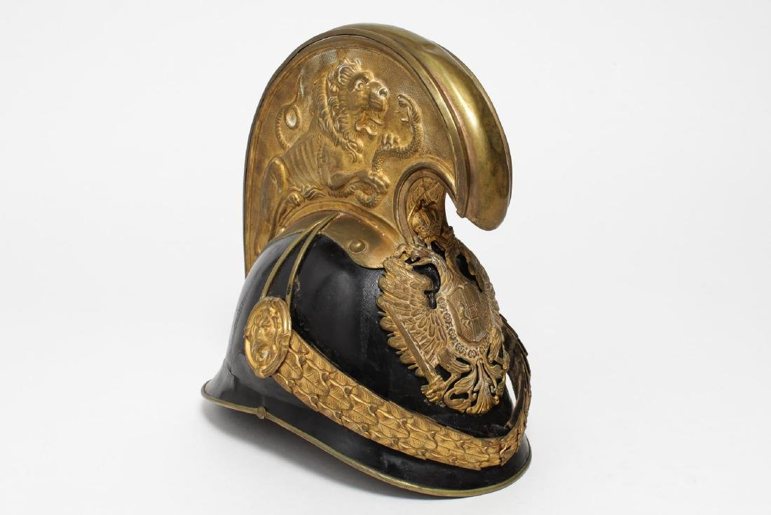 Austrian Militaria Model 1905 Dragoon Helmet