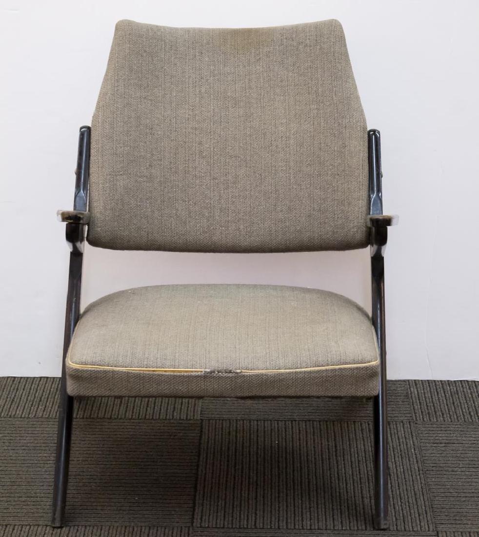 Mid-Century Modern Chair, Scandinavian or Dutch - 2