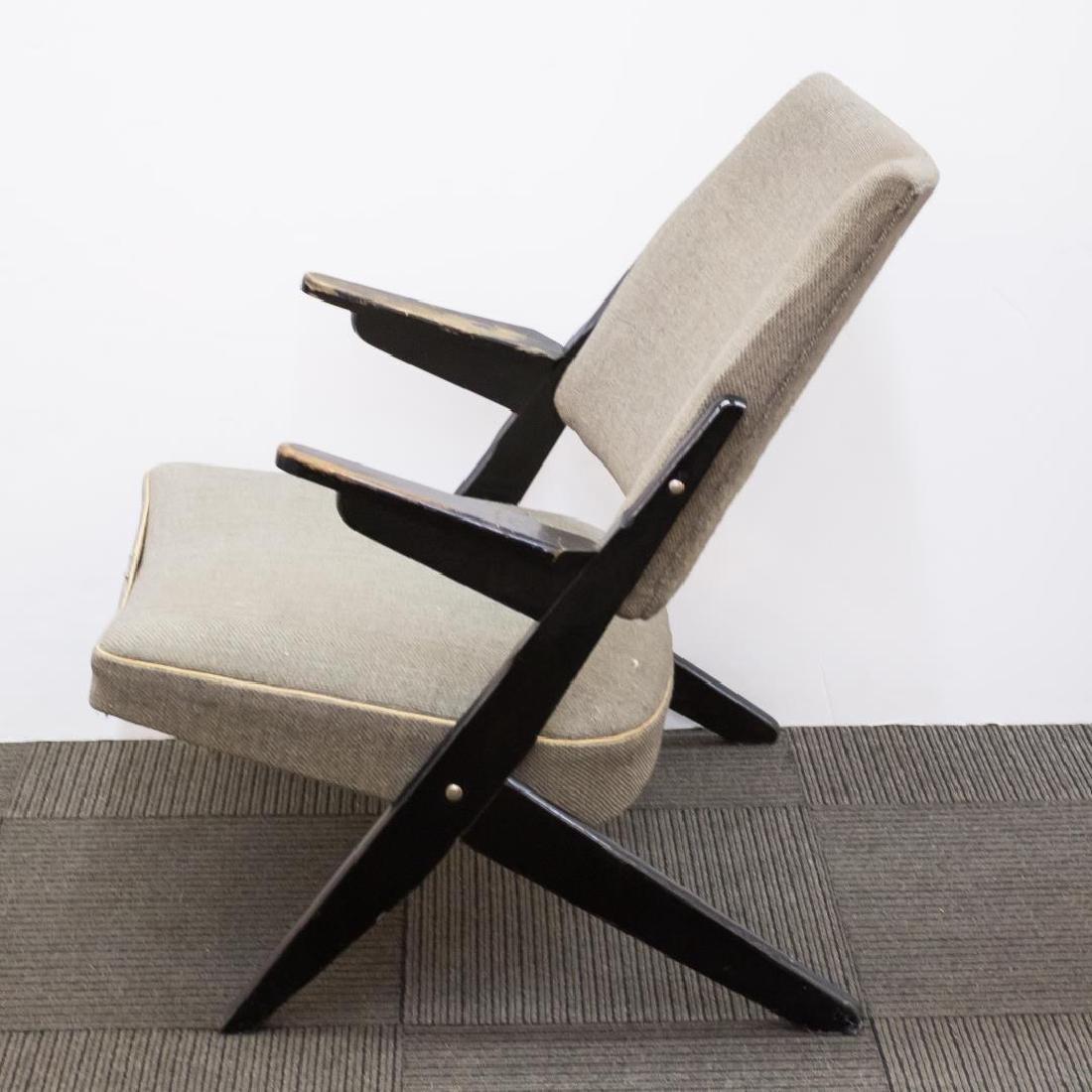 Mid-Century Modern Chair, Scandinavian or Dutch - 3