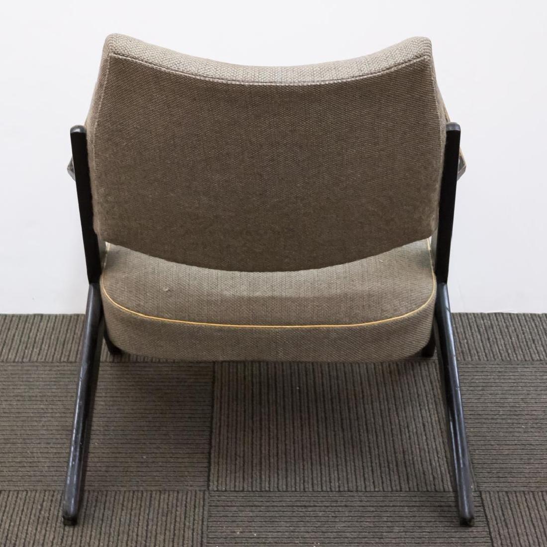 Mid-Century Modern Chair, Scandinavian or Dutch - 4