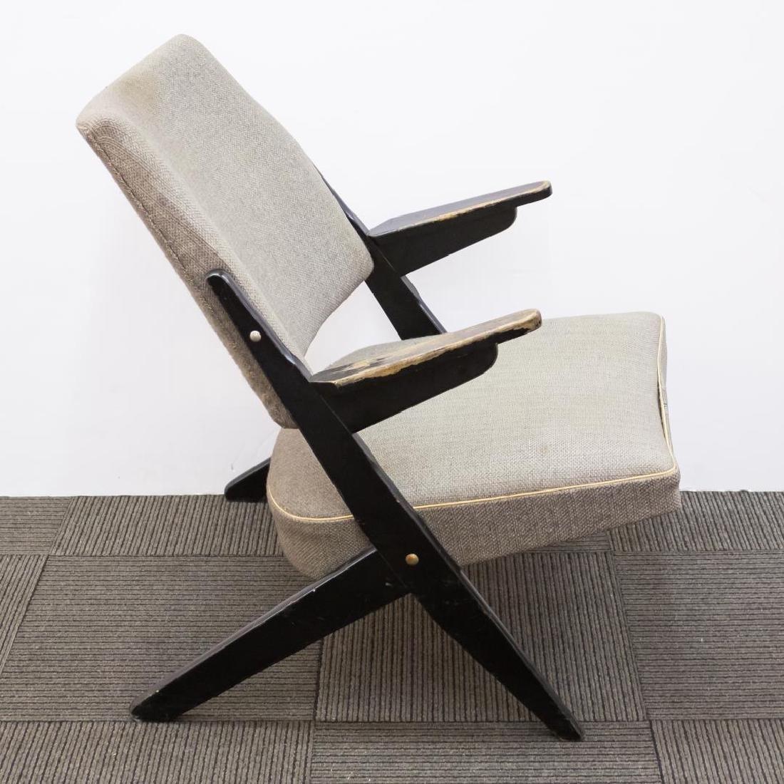 Mid-Century Modern Chair, Scandinavian or Dutch - 5