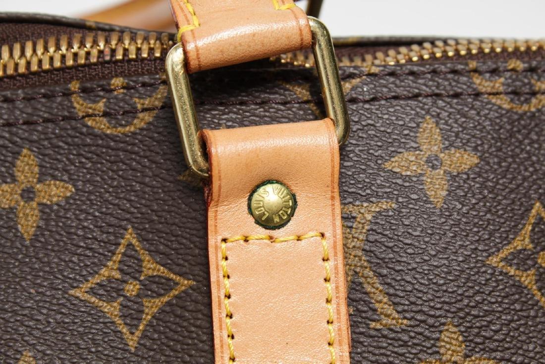 "Louis Vuitton ""Keepall 55"" Monogram Duffel Bag - 6"