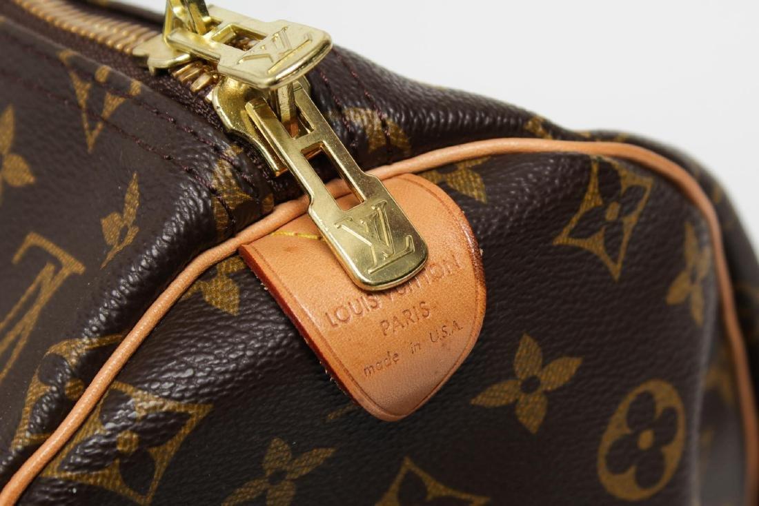 "Louis Vuitton ""Keepall 55"" Monogram Duffel Bag - 7"