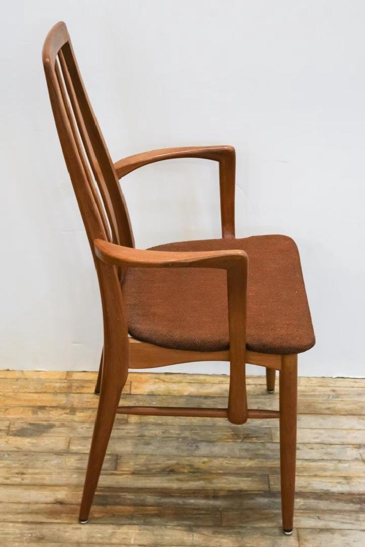 Niels Koefeds Hornslet Danish Dining Chairs, 6 - 3