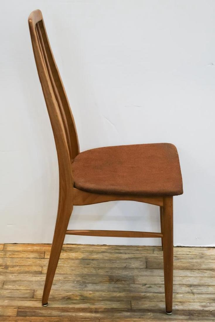Niels Koefeds Hornslet Danish Dining Chairs, 6 - 6
