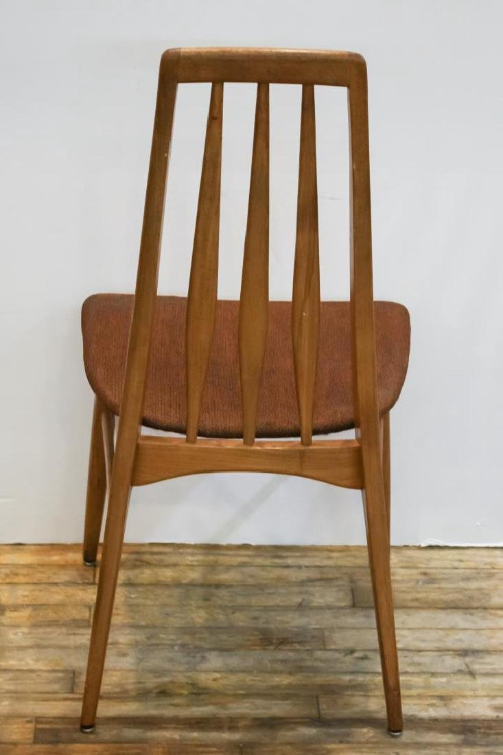 Niels Koefeds Hornslet Danish Dining Chairs, 6 - 7