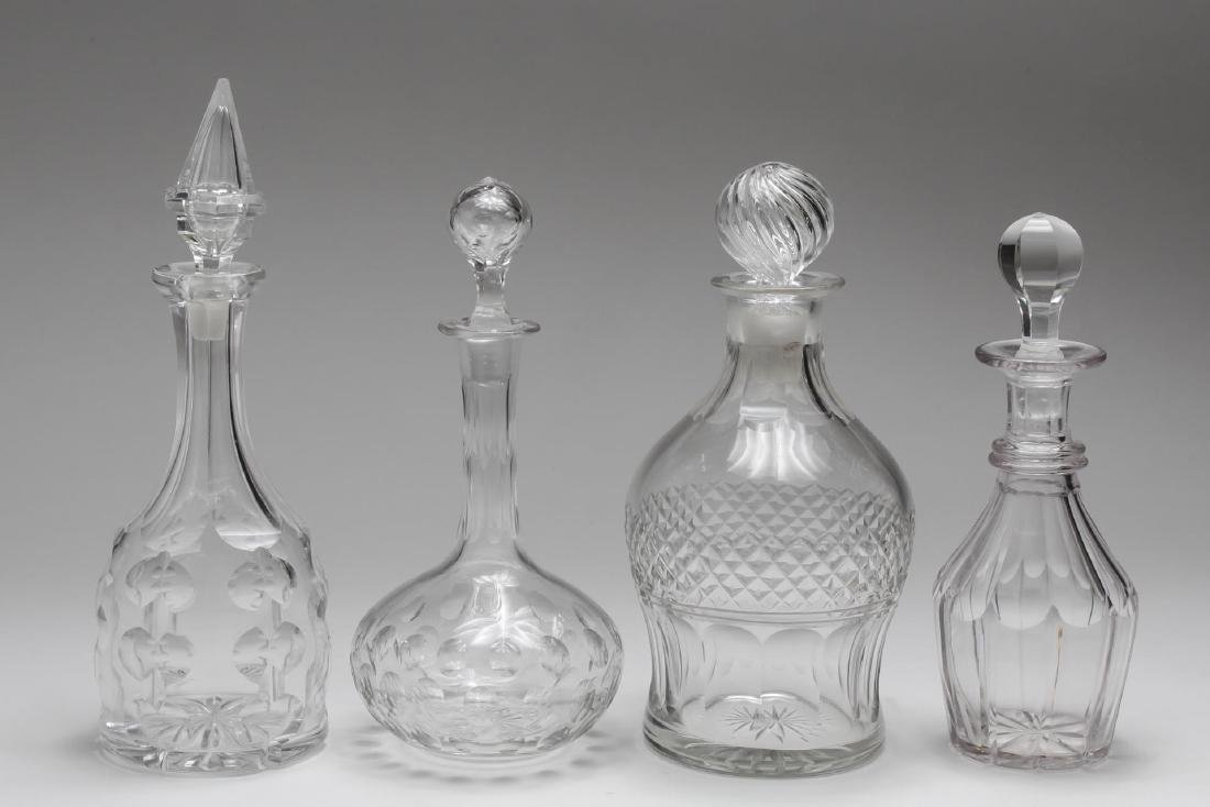 Lead Crystal & Cut Glass Decanters & Dishes, 6 - 2