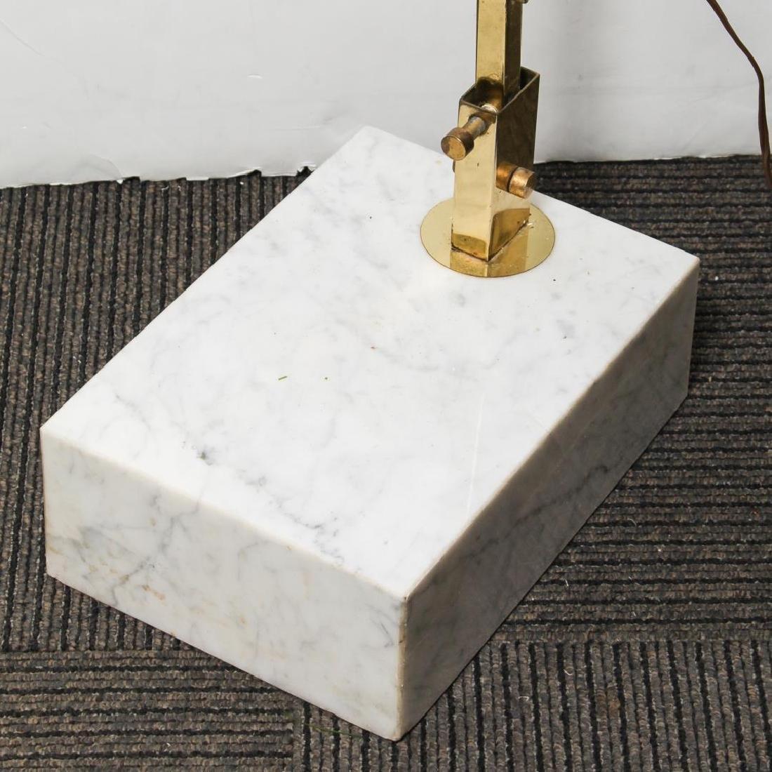 Mid-Century Modern Arco-Manner Floor Lamp - 3