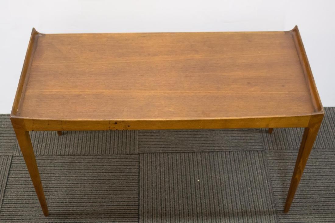 Danish Modern Teakwood Nesting Tables - 4