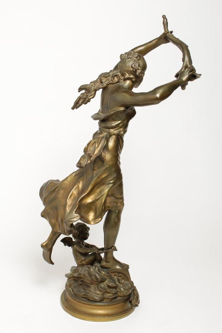 Louis Auguste Moreau (French, 1855-1919)- Bronze - 3